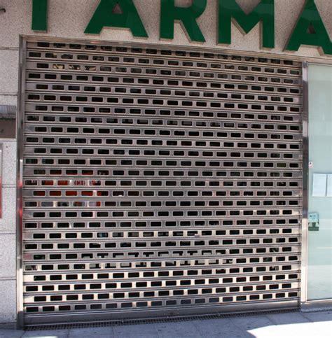 persianas de laminas persianas met 225 licas galvanizado y acero inox perfiles