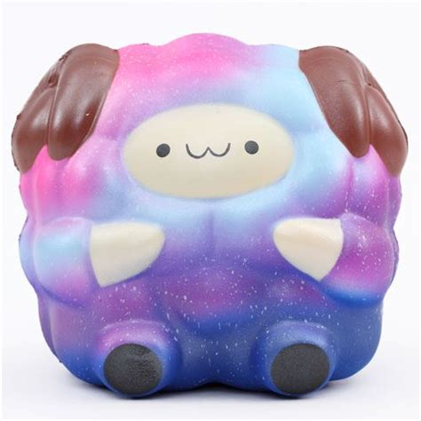 Diskon Medium Pop Pop Sheep By Pat Pat Zoo squishy profumato galaxy dimensioni medie pop pop sheep pat pat zoo squishy animali