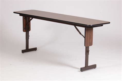 adjustable height table adjustable height folding table legs