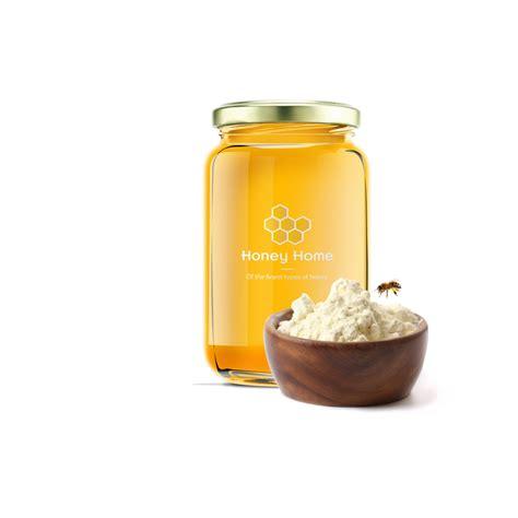 Royal Jelly Honey bee royal jelly honey home