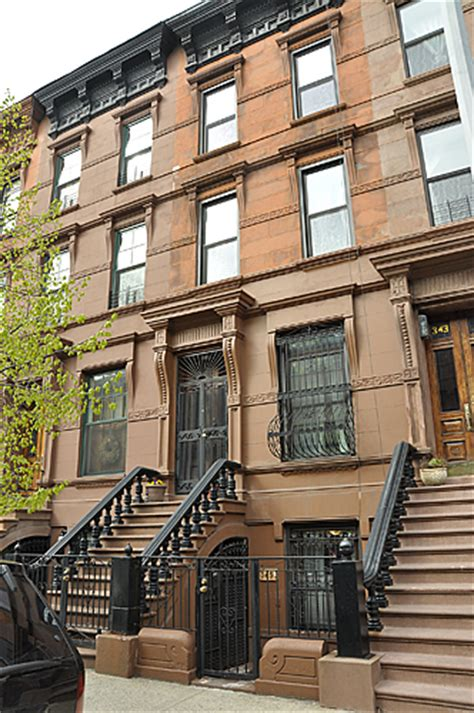 Racked Nyc Sle Sale by New York Townhouses 187 Vandenberg Inc The Townhouse