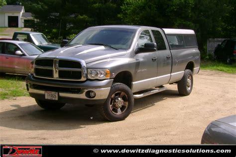 dodge ram 2500 diesel problems ram 2500 diesel fueling problems autos post