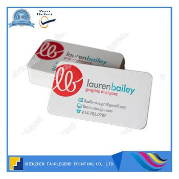 Professional High Quality Business Cards