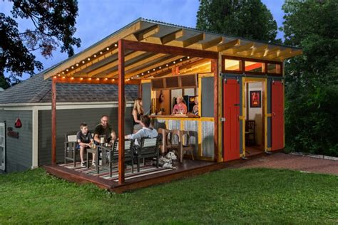 Backyard Shed Bar by 42 Shed Designs Ideas Design Trends Premium Psd Vector Downloads