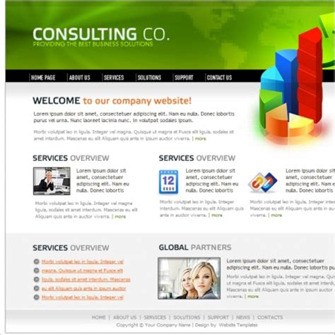 Consulting Co Template Free Website Templates In Css Html Js Format For Free Download 56 46kb Consulting Website Template