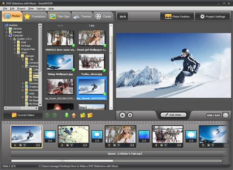 slideshow maker picture video movie with music for how to make a dvd slideshow with music ready made solution