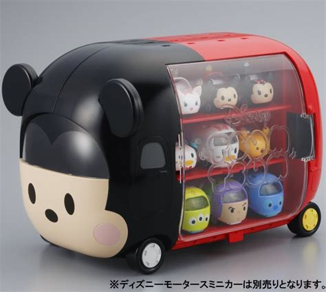 Disney Cars Chair Tomica Disney Motors Tsum Tsum Carry Car Mickey Mouse