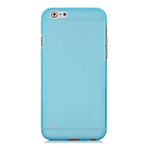 Ahha Moya Gummi Shell Iphone 6 iphone6s 6 ケース gummi shell moya clear blue ahha iphone
