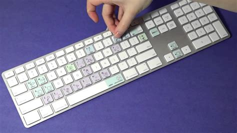 Adobe Premiere Cs6 Keyboard Stickers | adobe premiere galaxy series keyboard stickers from