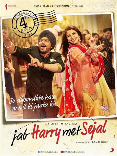 film india jab harry met sejal jab harry met sejal bollywood movie trailer review stills