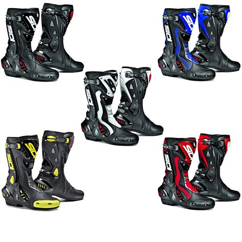 bike racing boots sidi stealth st motorbike motorcycle superbike sport race