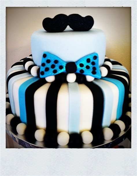 Mustache And Bow Tie Baby Shower by Mustaches And Bow Ties Baby Shower Cake Baby Shower
