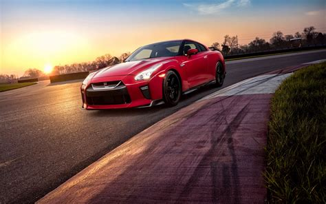 nissan gtr 2017 wallpaper nissan gt r track edition 2017 4k wallpapers hd
