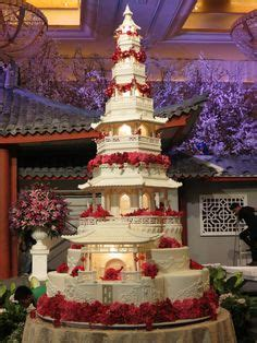 Wedding Cakes Jakarta Indonesia by 8 Tiers Le Novelle Cake Jakarta Bali Wedding Cake