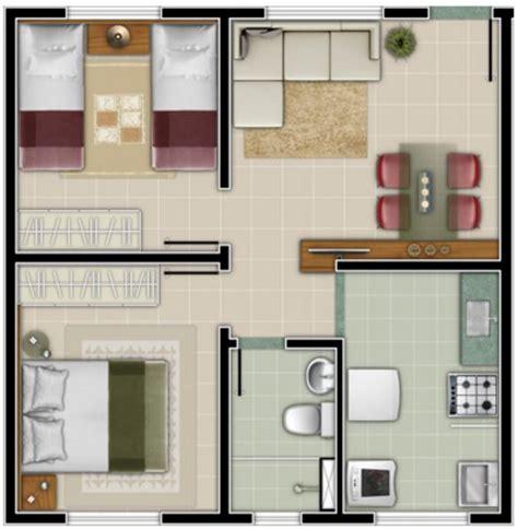planos de casas pequenas pictures to pin on pinterest casa pequena de dos recamaras apartamentos peque 241 os poco