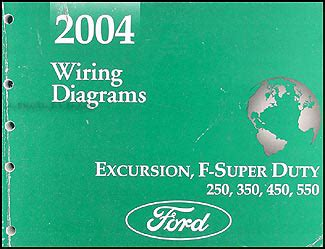 2004 ford f 250 wiring diagram wiring diagram with