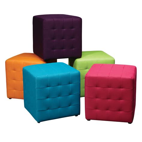 fabric ottoman cube furniture storage ottoman cube ideas that will bring a