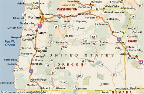 map of western oregon map of south western oregon pictures to pin on