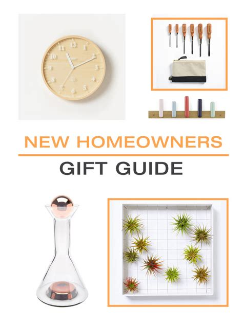 new homeowner gifts 2015 gift guide new homeowner design milk