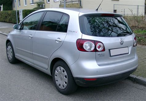 Volkswagen Plus by File Vw Golf Plus Rear 20071212 Jpg Wikimedia Commons