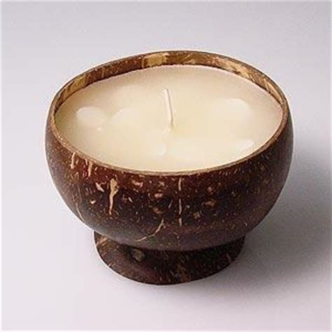 Coconut Candles Large Scented Beeswax Coconut Candle Coconut