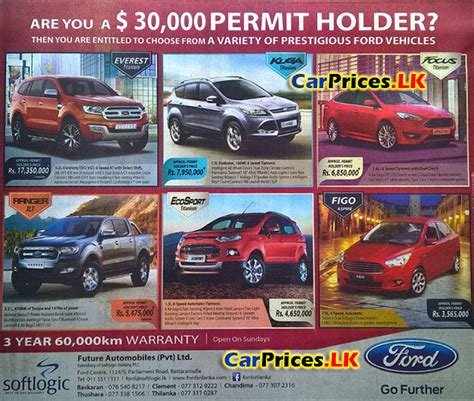 toyota vehicles price list toyota lanka car price list autos post