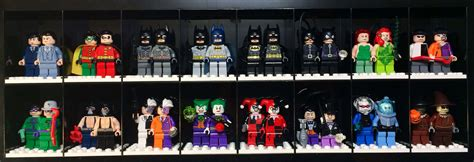 Batman The Lego Batman Collection lego batman minifigures new chris blight flickr