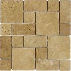 travertine tile flooring french pattern flooring