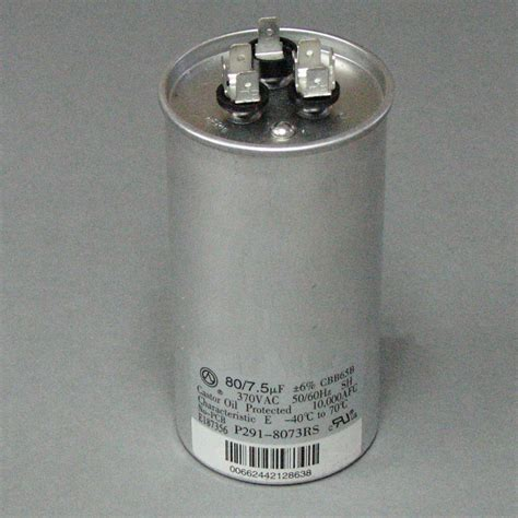 capacitor for carrier condenser carrier capacitor p291 8073rs p2918073rs 38 00 shortys hvac supplies on price
