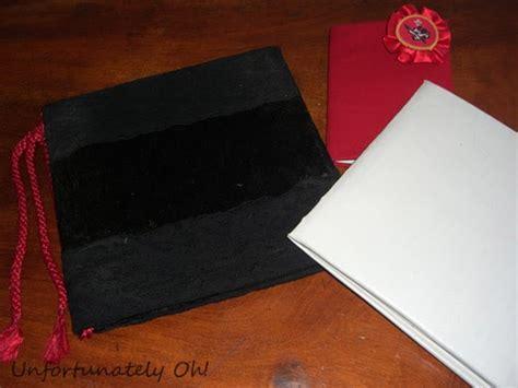 Handmade Book Tutorial - unfortunately oh handmade book tutorial