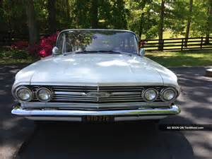 1960s Chevrolet Classic 1960 Chevrolet Biscayne