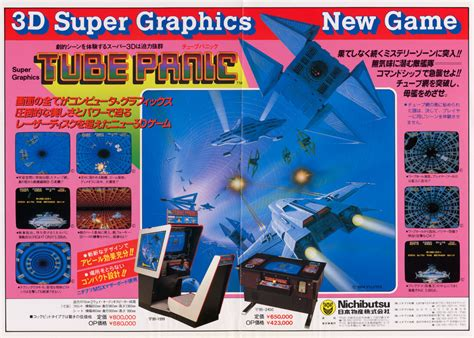 Design Home Game the arcade flyer archive video game flyers tube panic