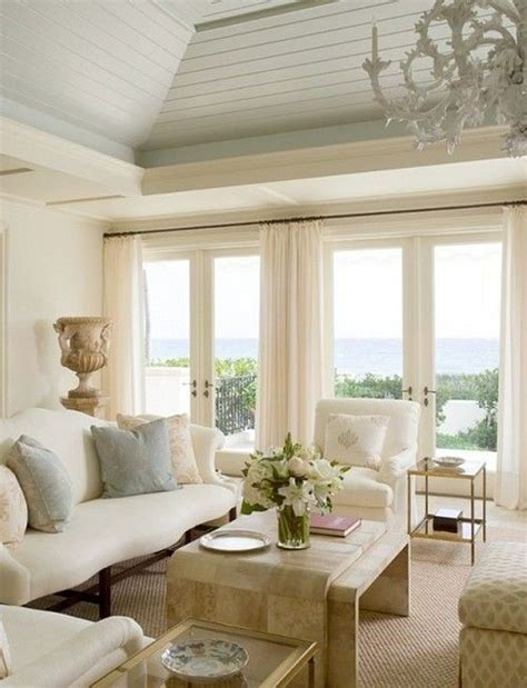 74 best images about tray ceilings on pinterest love the ceiling detail and color in this coastal living