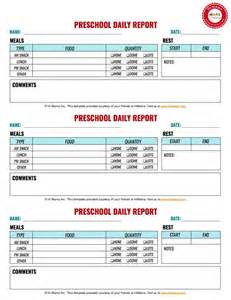 daycare infant daily report template best 25 preschool daily report ideas on preschool daily sheet preschool class and