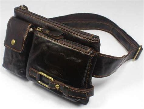 Waist Bag 1433 By Shop Id leather waist bag ebay