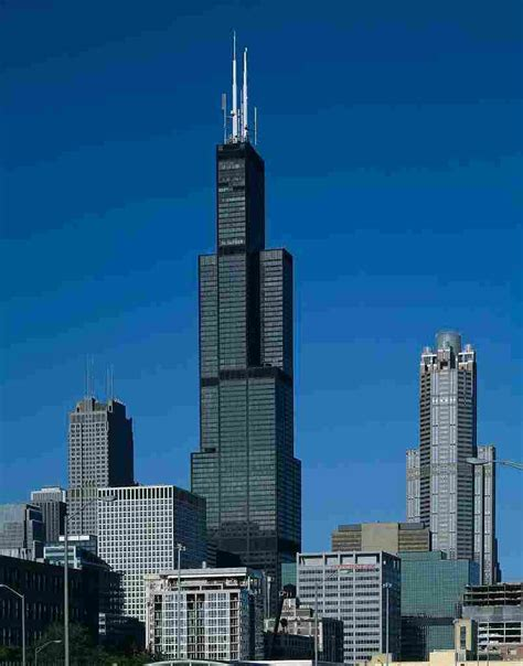Sears Tower by April 2015 Zoningthegardenstate