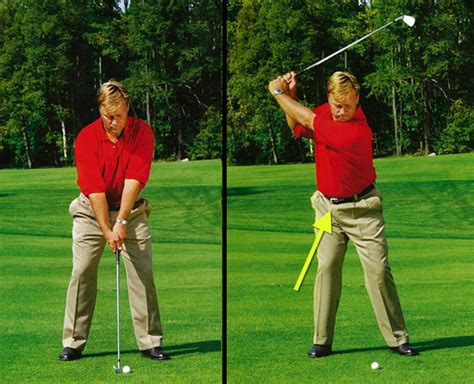 The Role Of The Hips In The Golf Swing