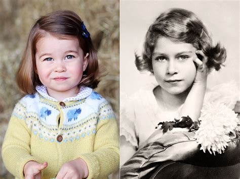princess charlotte princess charlotte is queen elizabeth s ultimate mini me