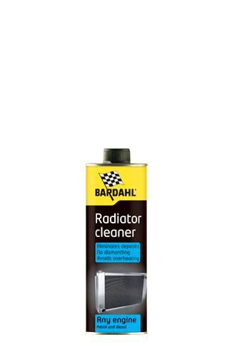 Radiator Cleaner Master Flush 300 Ml radiator flush bardahl