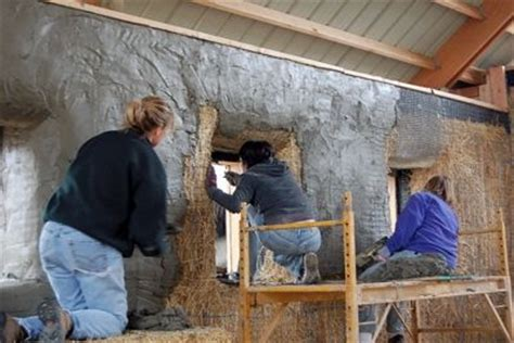 grand designs straw house houses made out of square bales of hay how many straw balers does is take to plaster
