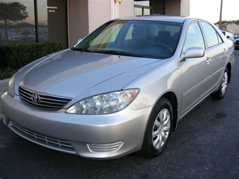 2005 Toyota Camry Le Reviews 2005 Toyota Camry Pictures Cargurus