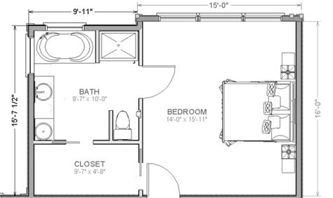 Master Bedroom Plans by 25 Best Simple Master Suite Floor Plan Ideas House Plans