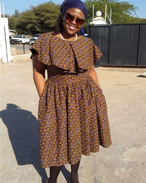 lace african print dress pinterest botswana weddings traditional attire pinterest