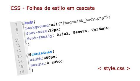 layout em css resumo das principais propriedades css folhas de estilo
