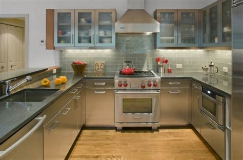 stainless steel kitchen designs stainless steel kitchens ideas inspiration pictures