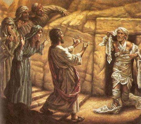 imagenes de jesus llorando por lazaro dadlo gratis nuestra esperanza