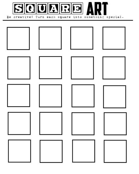 printable art 10 images about kid art worksheets on pinterest