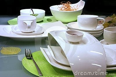 contemporary setting modern tableware tablescapes pinterest