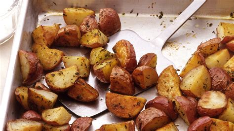 Fourth Of July Home Decorations roasted red potatoes