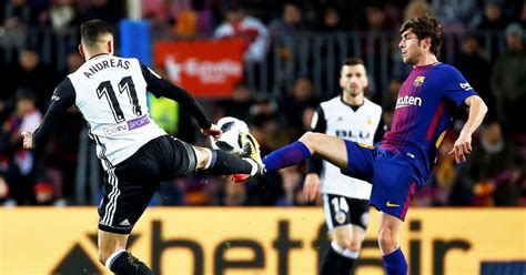 barcelona live score valencia vs barcelona live score and goal updates from